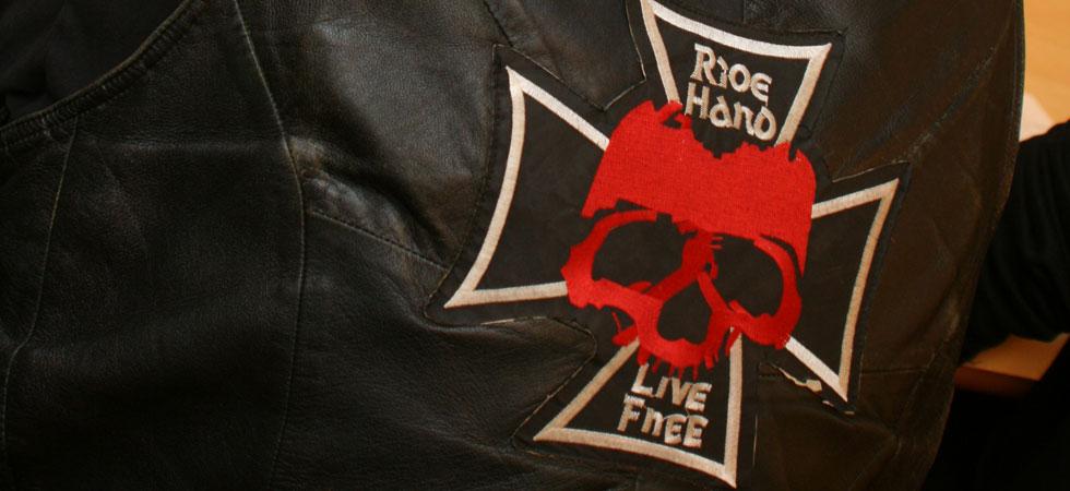 Ride hard live free